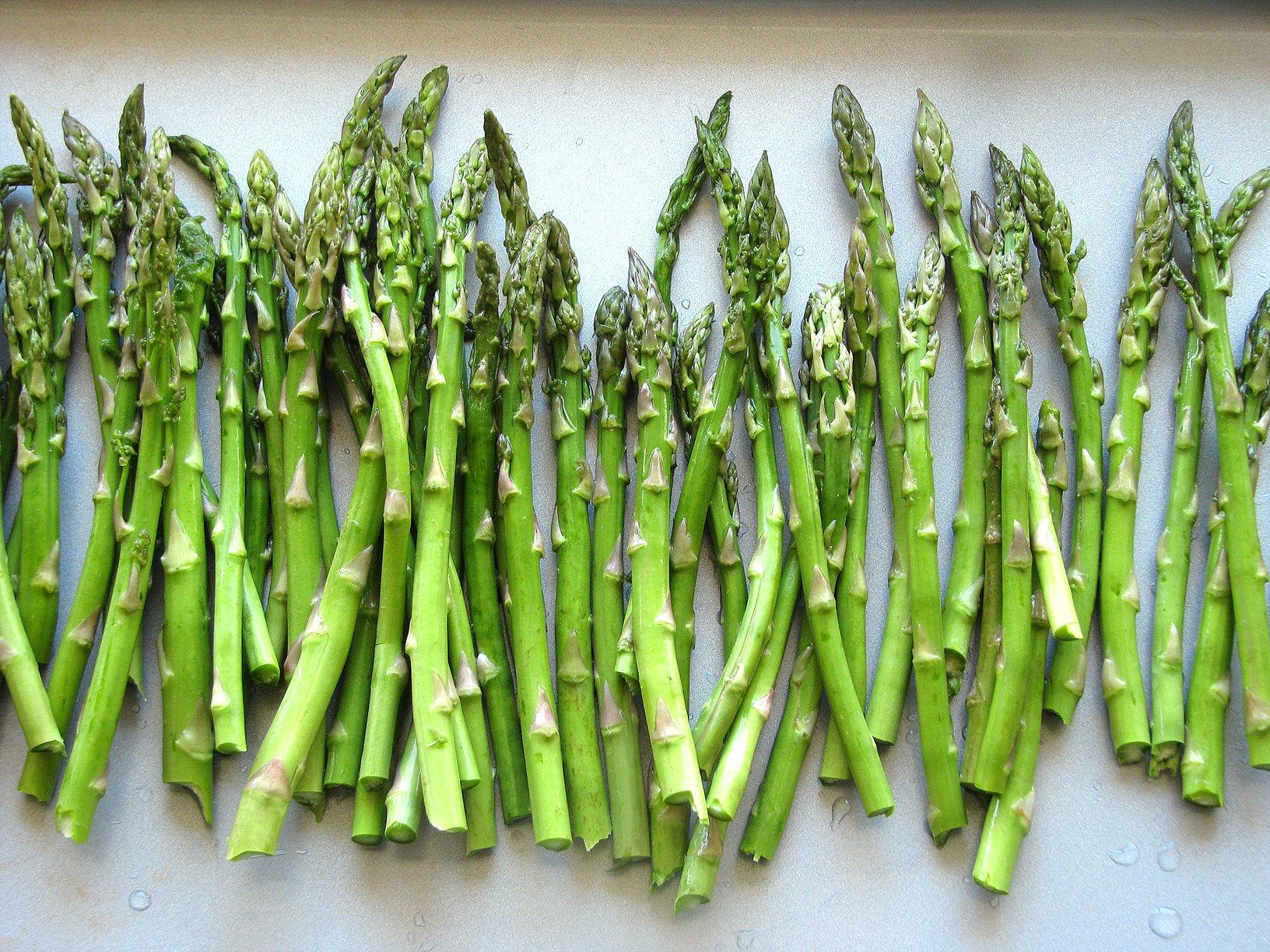 asparagus - food for depression