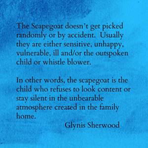 Why Family Scapegoats Become Lifelong Victims