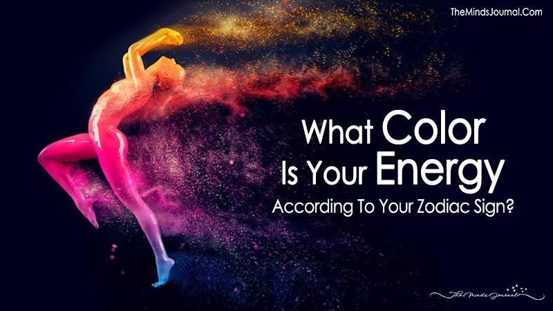 What Color Is Your Energy According To Zodiac?