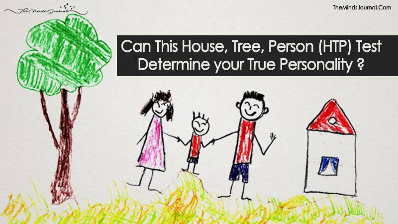 Fun Test: Can This House-Tree-Person Test Determine Your True Personality?