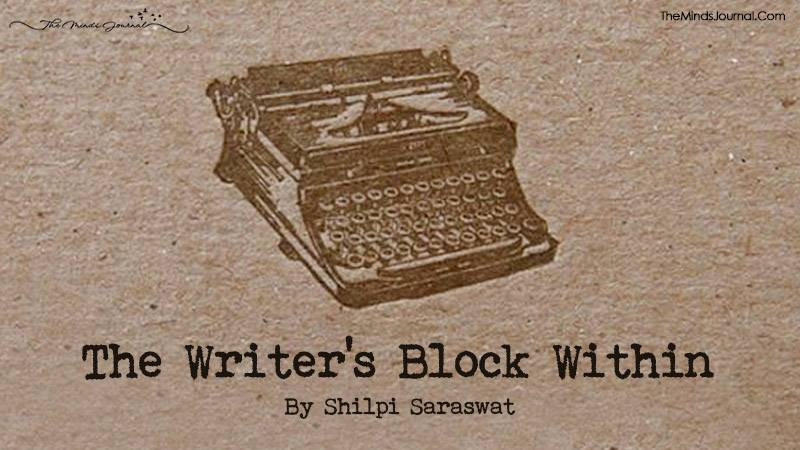 The Writer's Block Within