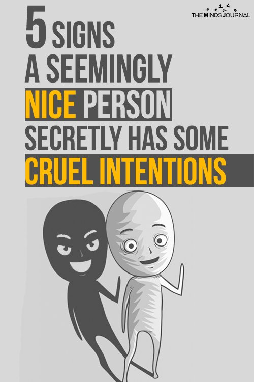 how to become a nice person