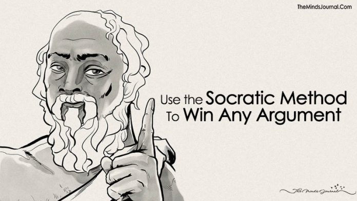Use the Socratic Method To Win Any Argument
