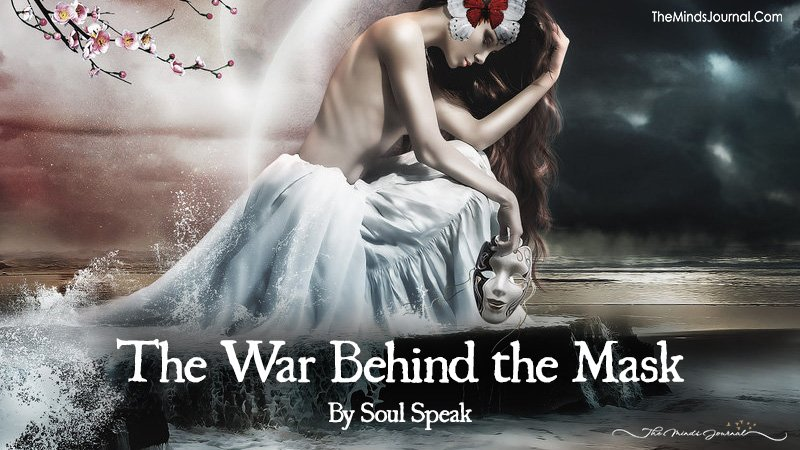 The War Behind the Mask