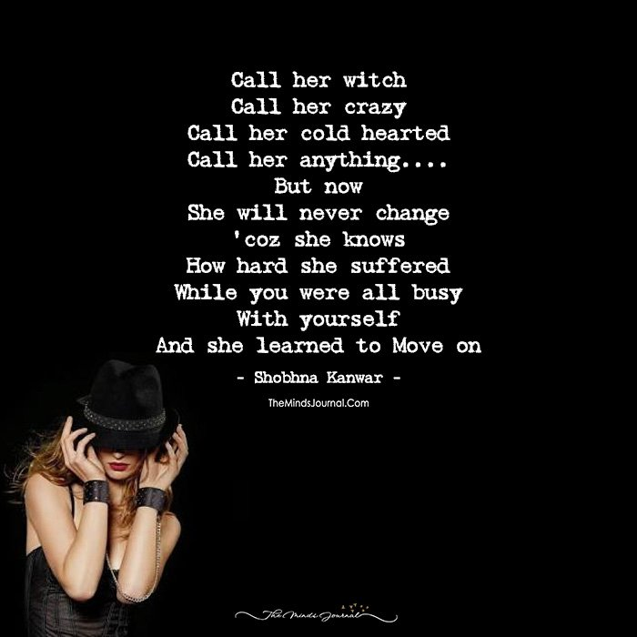 Call her Witch