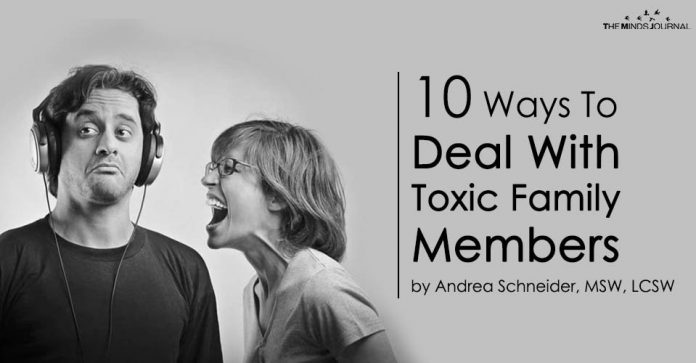 Dealing with Toxic Family Members Narcissistic Abuse Recovery