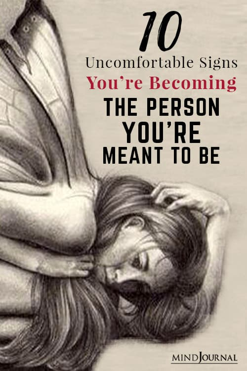 Signs Becoming Person Youre Meant To Be Pin