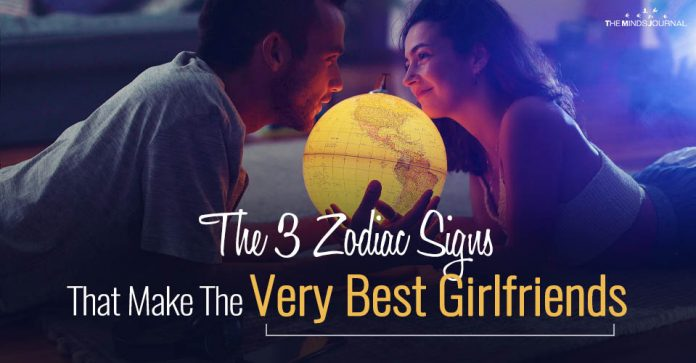 The 3 Zodiac Signs That Make The Very Best Girlfriends
