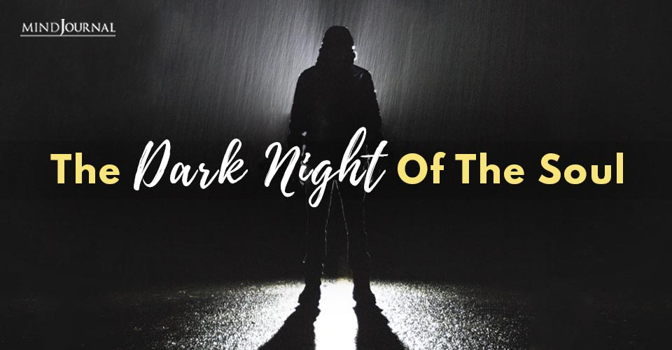 The Dark Night Soul