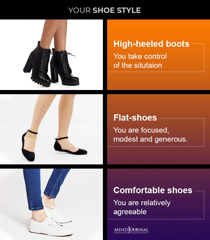 Your Shoe style
