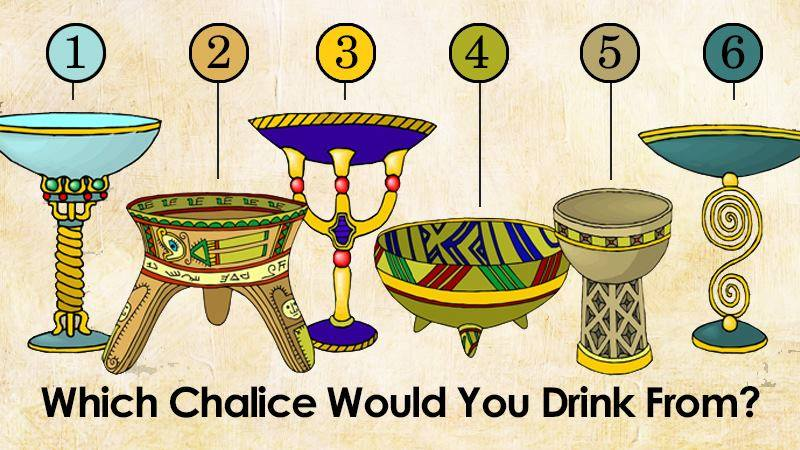 Which Magical Chalice Would You Drink From?