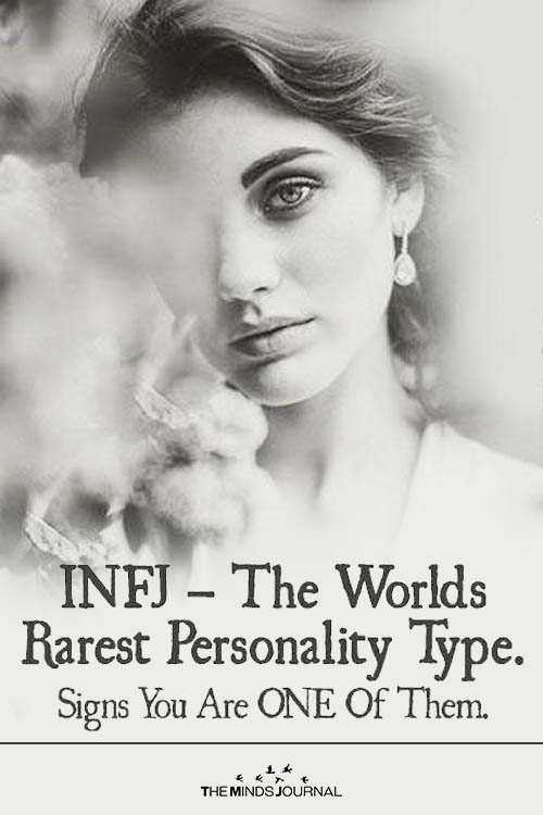 INFJ - The Worlds Rarest Personality Type. Signs You Are ONE Of Them.