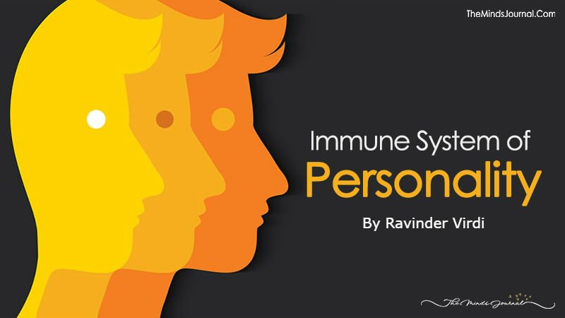 Immune System of Personality