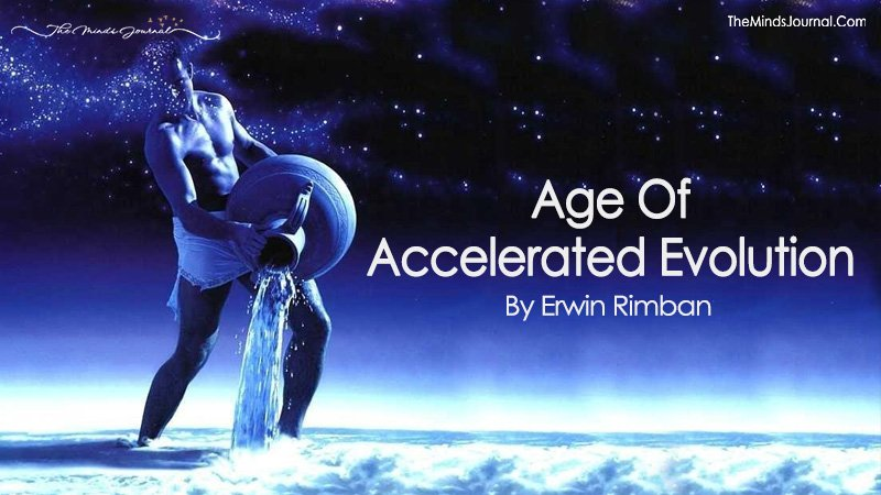 AGE OF ACCELERATED EVOLUTION
