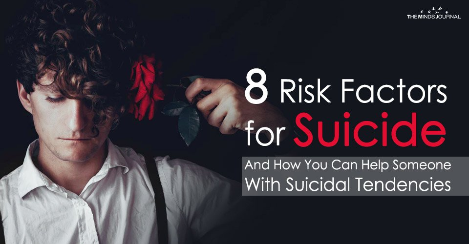 8 Risk Factors for Suicide