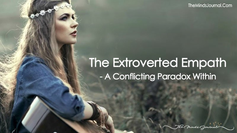 The Extroverted Empath – A Conflicting Paradox Within