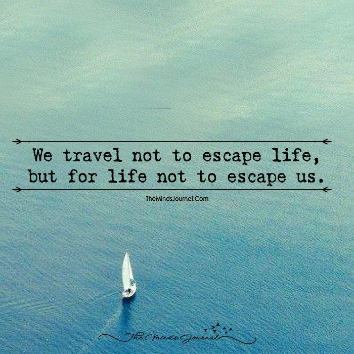 Reason To Travel