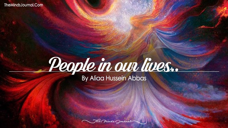 People in our lives
