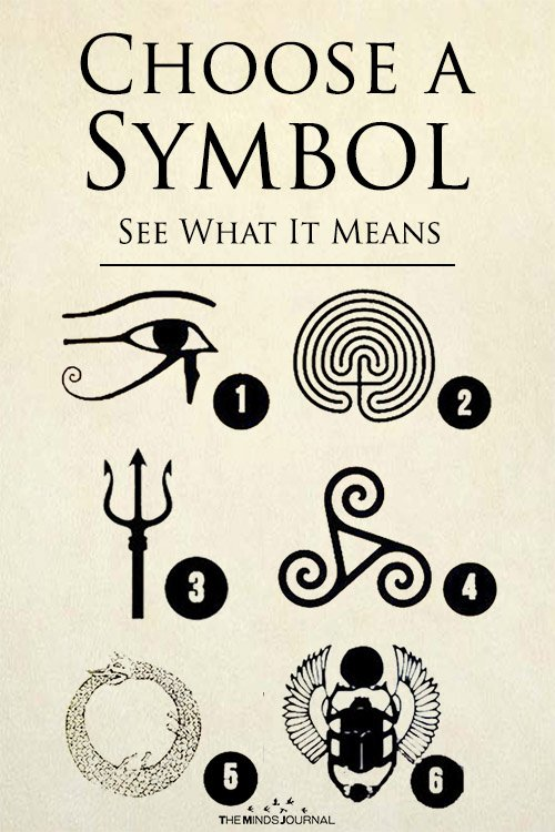 Choose a Symbol – See What It Means2