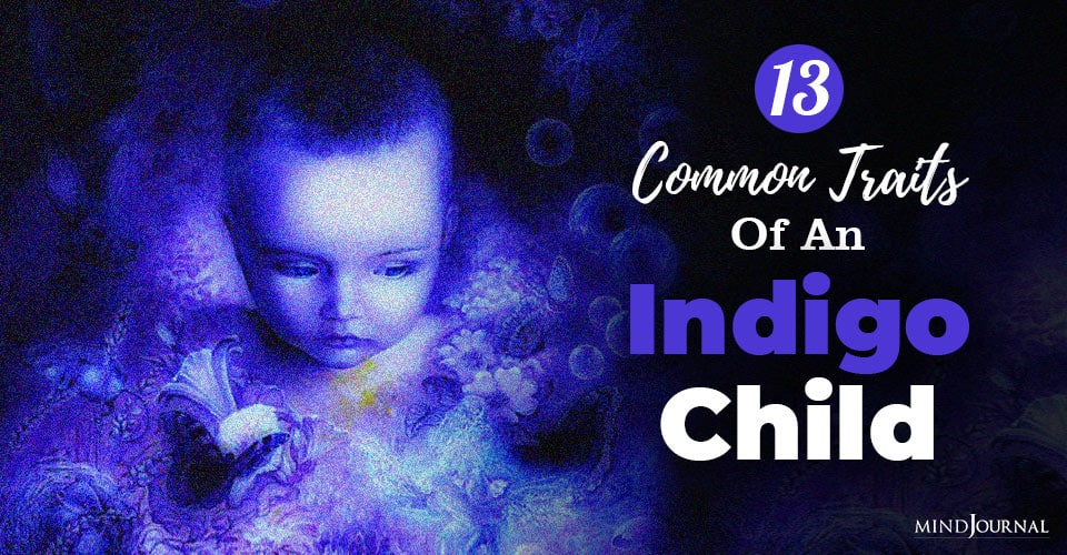 Common Traits Indigo Child