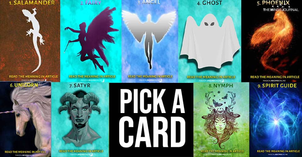 Message from Spirits: Choose a Card and Read Yours