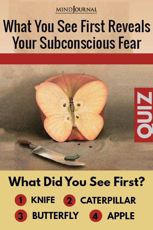 See First In Picture Reveals Subconscious Fear Pin