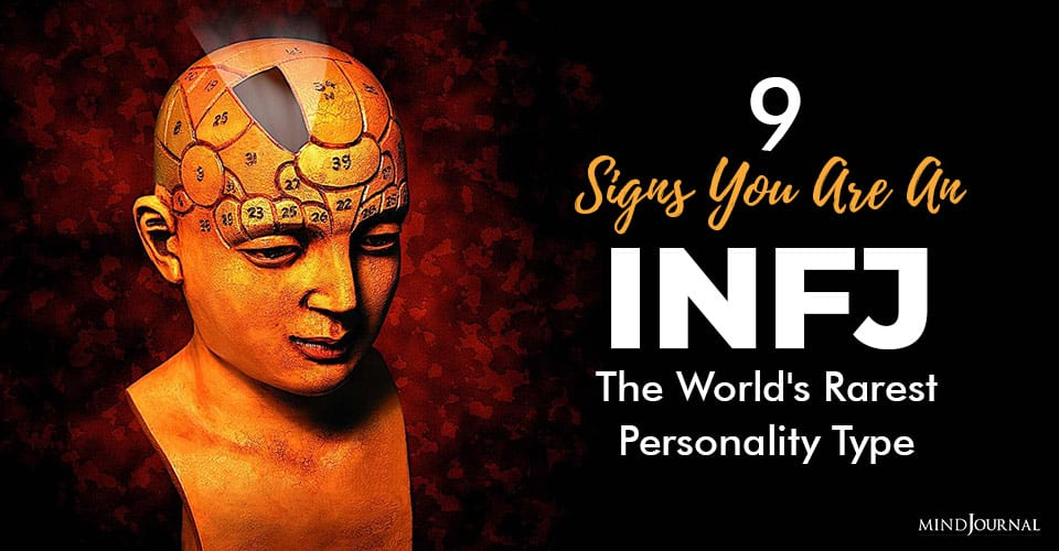 Signs You Are An INFJ