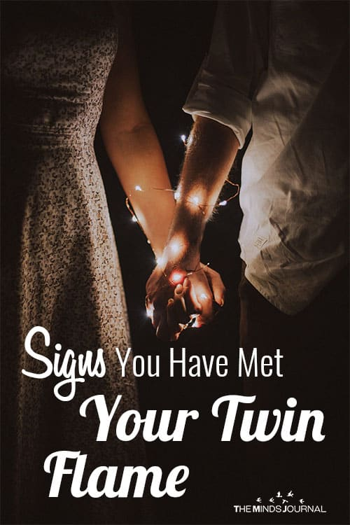 Signs You Have Met Your Twin Flame