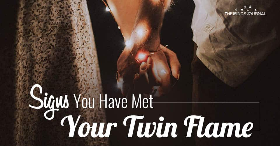 The Untold And Often Overlooked Signs That You Have Met Your Twin Flame