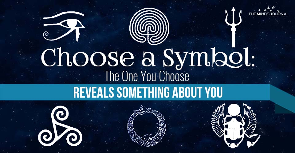 The One You Choose Reveals Something About You
