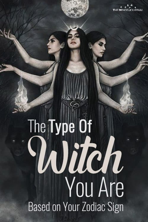 The Type Of Witch You Are Based on Your Zodiac Sign