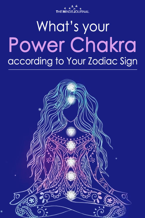 What's your Power Chakra according to Your Zodiac Sign?