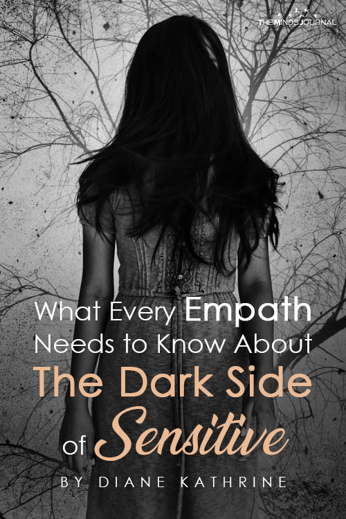 What Every Empath Needs to Know About The Dark Side of Sensitive