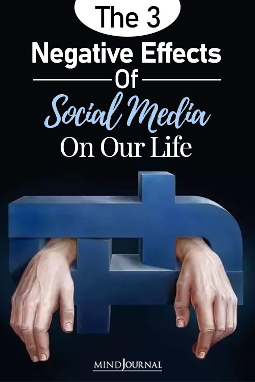 negative effects of social media on our life pinop