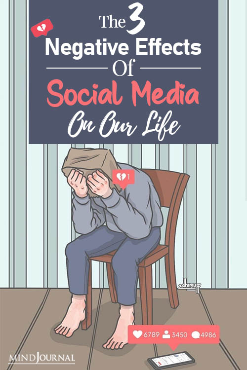 negative effects of social media on our life pinopp
