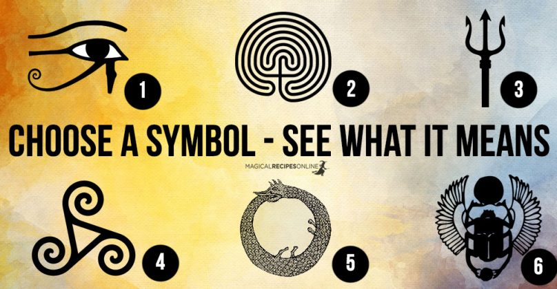 Choose A Symbol See What It Means Sirle Juures