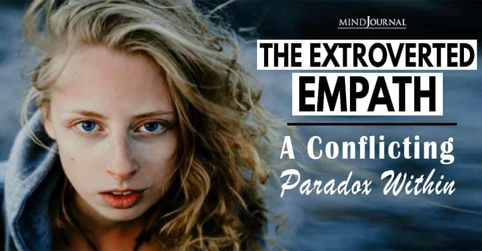 the extrovety empath