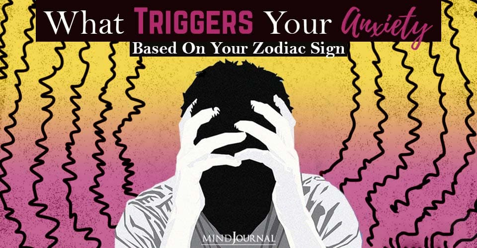 what triggers your anxiety