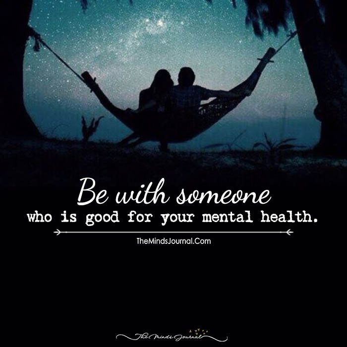 Be With Someone Special
