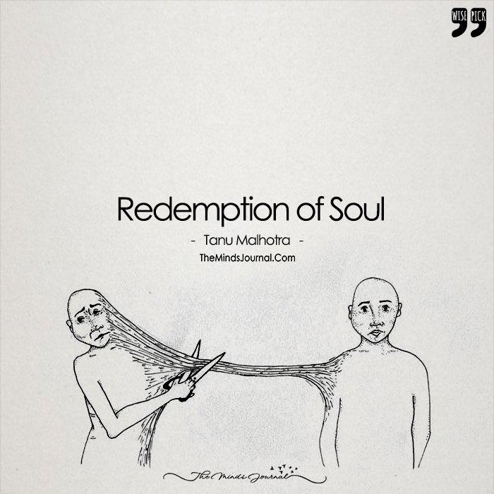 Redemption Of Soul