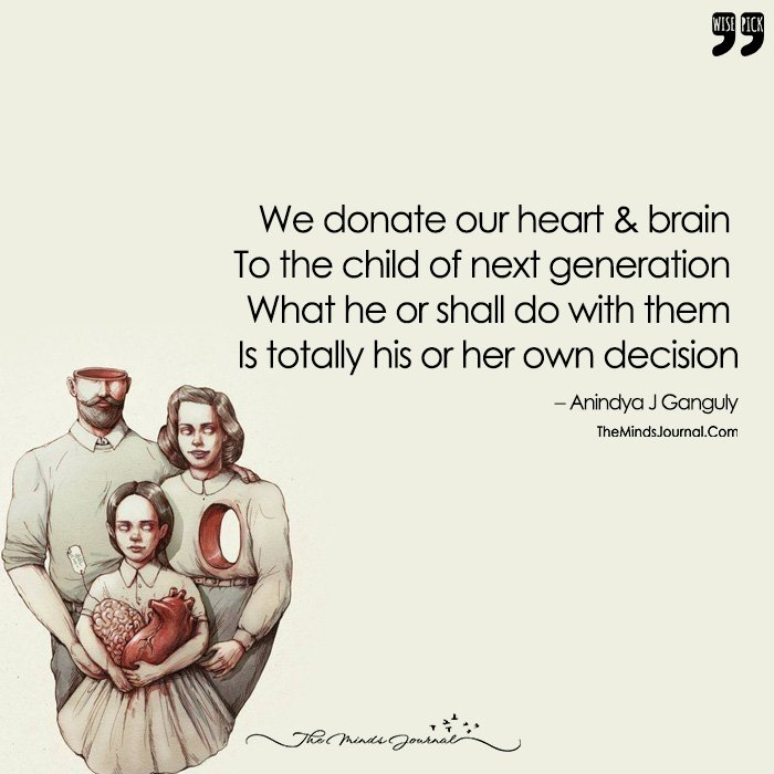 Emotion And Cognition Empathy Intellect The Biggest Gift Parents Can Give Their Little One