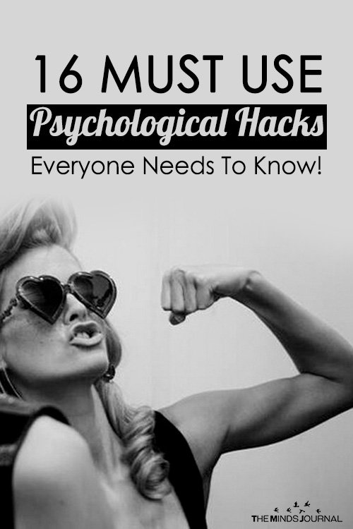 16 MUST USE Psychological Hacks Everyone Needs To Know!