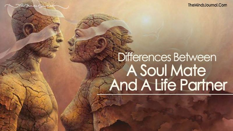 Difference Between A Soulmate and A Life partner