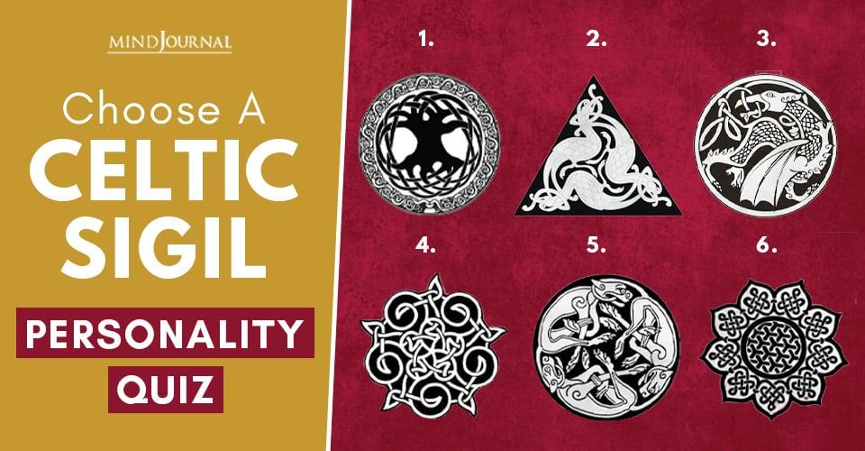 Choose A Celtic Sigil