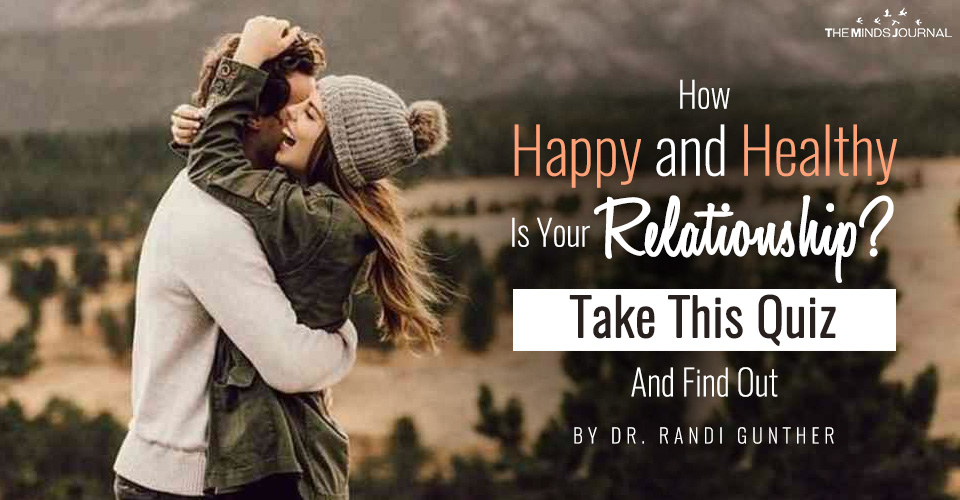 How Happy and Healthy Is Your Relationship? Quiz