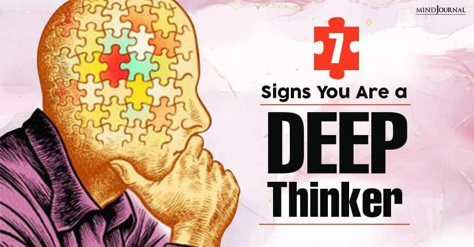 Traits Deep Thinker