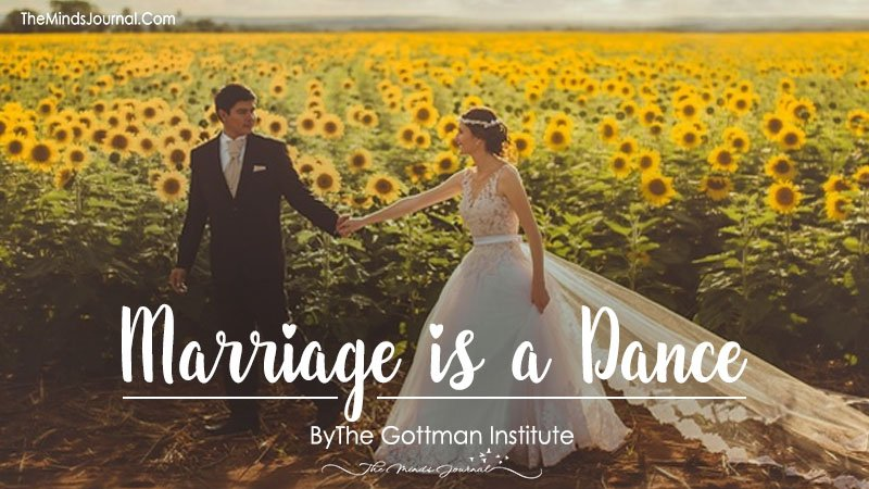 Marriage is a Dance