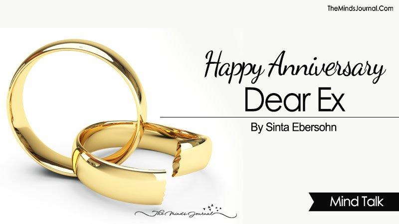 Happy Anniversary Dear Ex