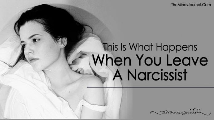 This Is What Happens When You Leave A Narcissist?
