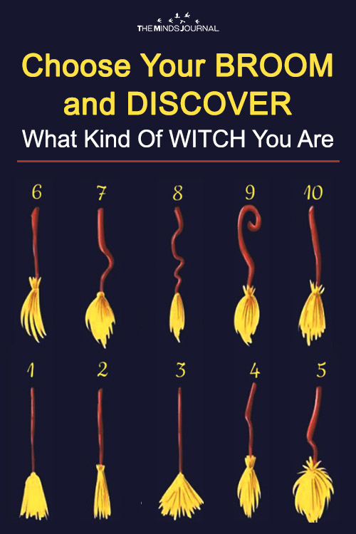 Choose Your BROOM and DISCOVER What Kind Of WITCH You Are